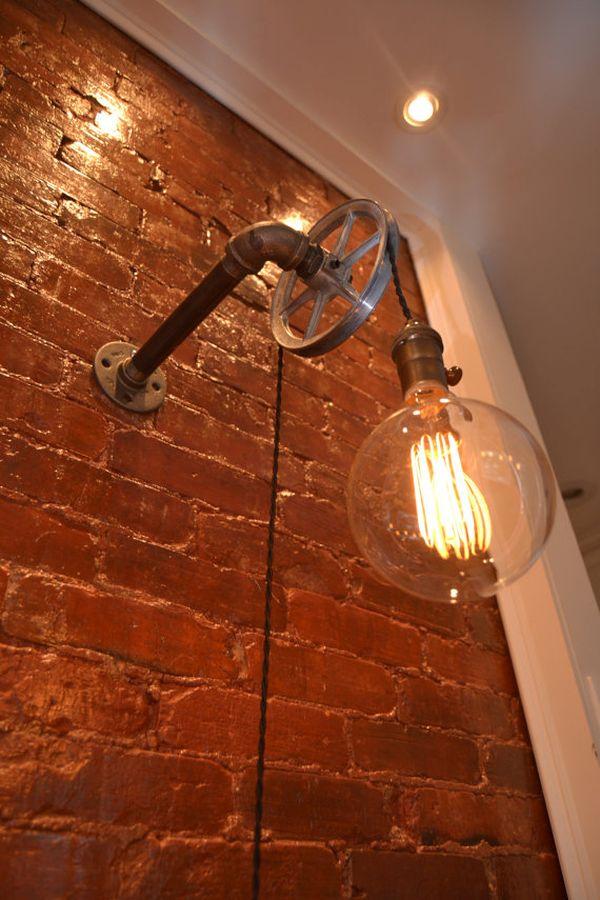 West Ninth Vintage wall light (1)