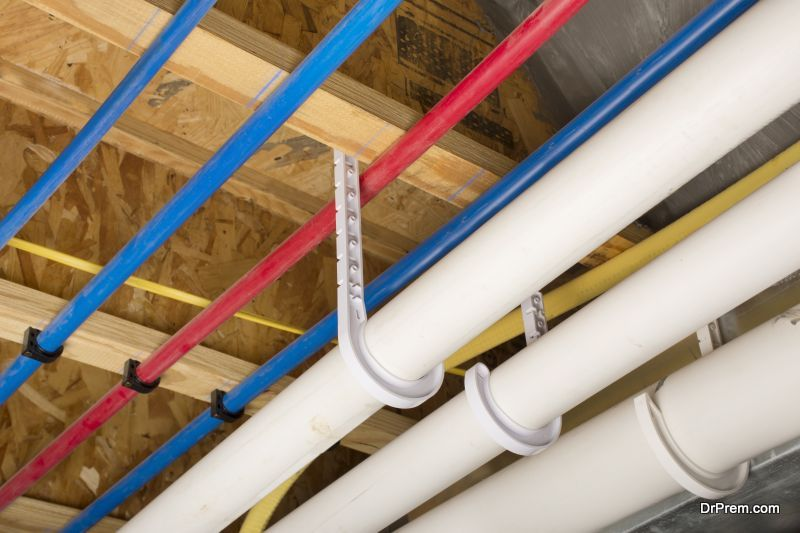 PEX for your plumbing needs