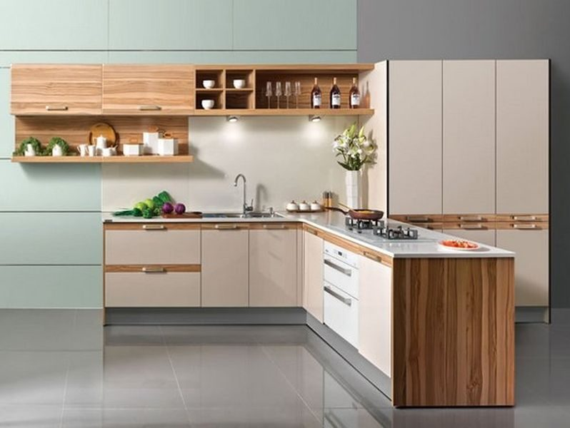 l-shaped-kitchen-cabinet