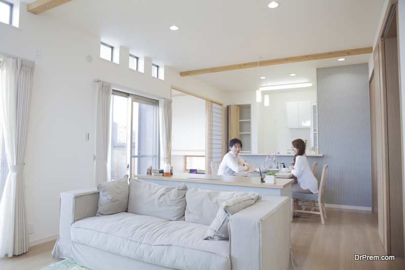 Mindful Japanese home interior design