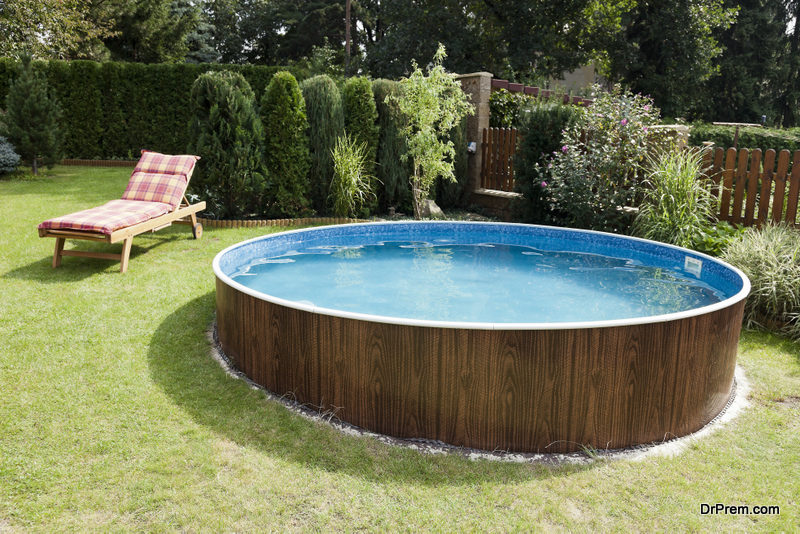 Cedar tub