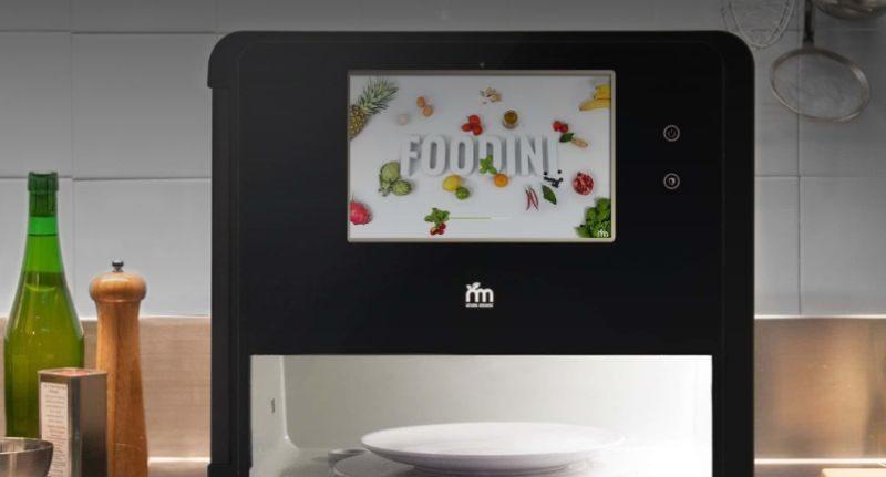 3D printer – Foodini