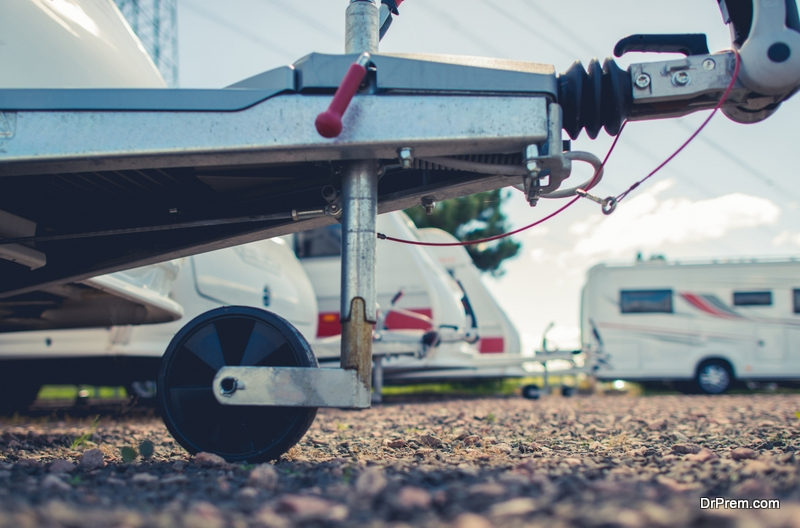 Look into Renting a Trailer