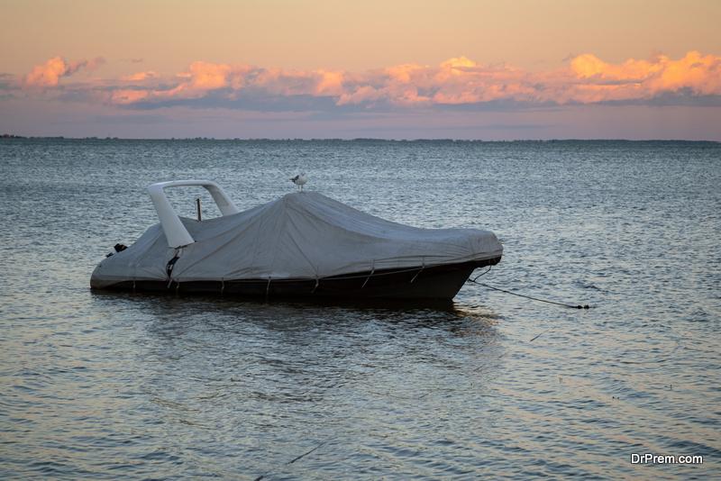 Premium Boat Cover
