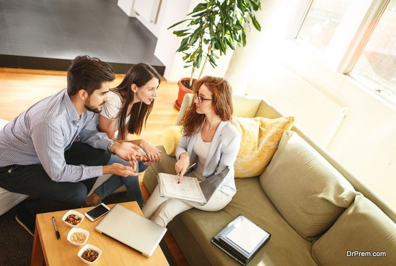 home-buying conversation
