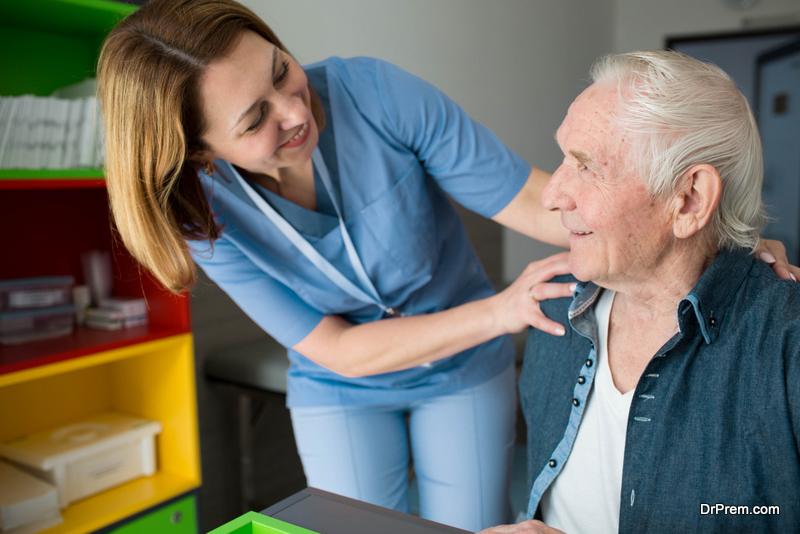 Best Elderly Care Around You