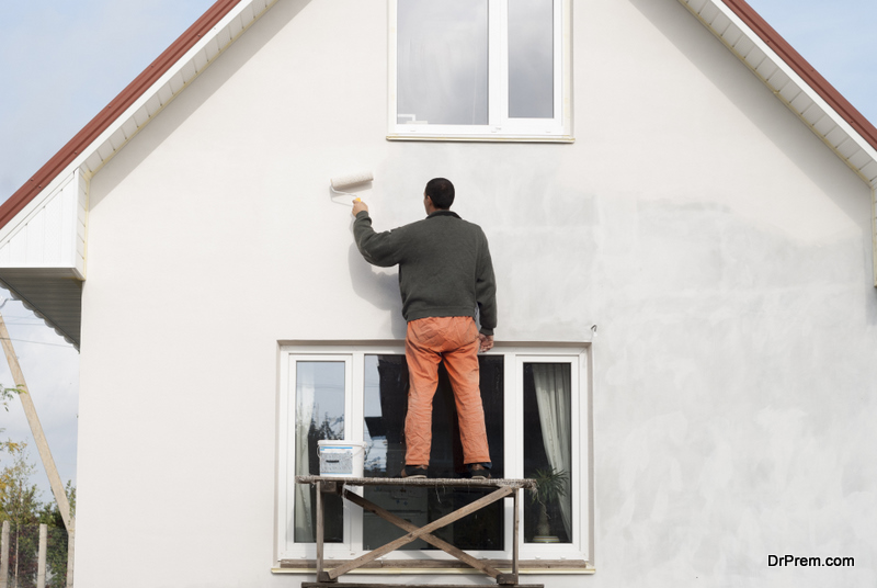 exterior painting increases the value home