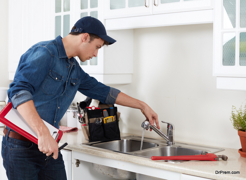 plumber with Detailed Report