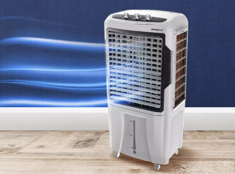 Types of Air Coolers Offered by Crompton in India