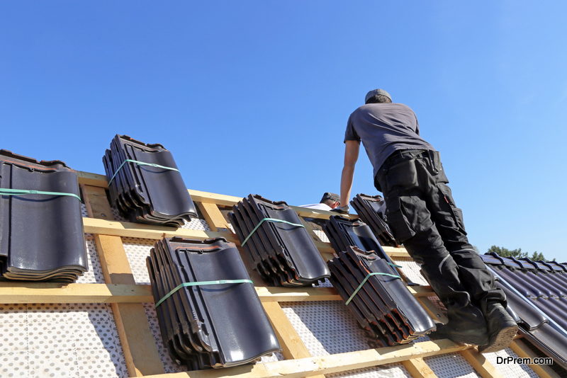 Hiring Residential Roofing Professionals