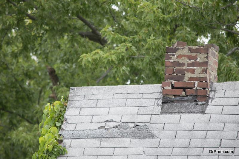 High Cost of Ignoring Chimney Damage