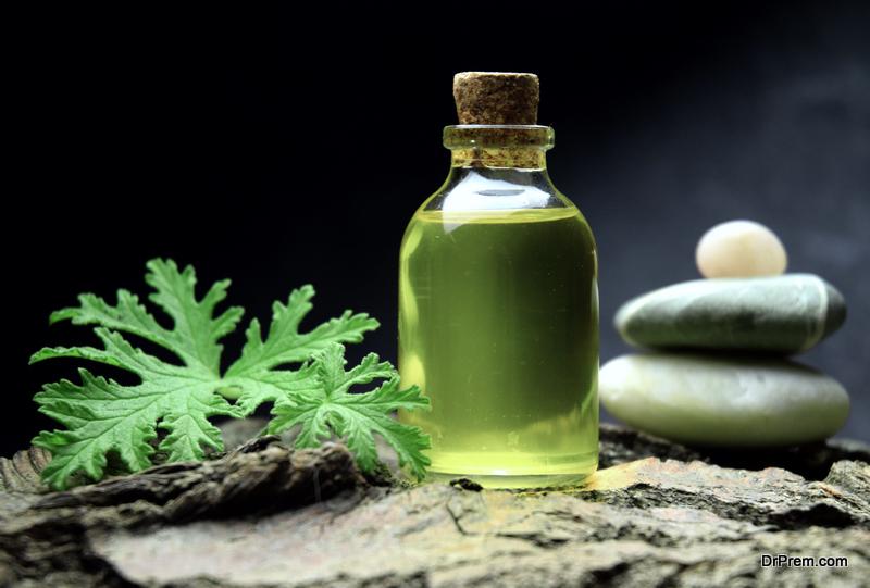 oil repellent