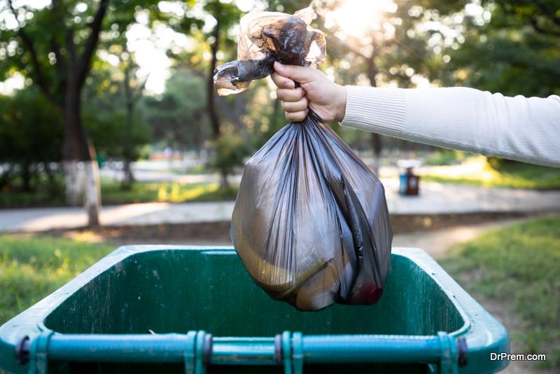 outdoor bins