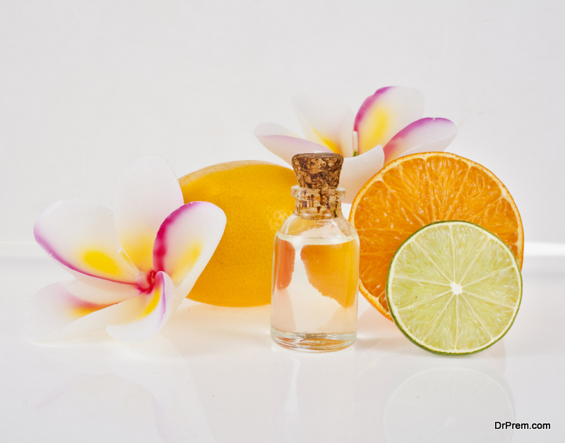 Composition and Uses of Fragrance Oils