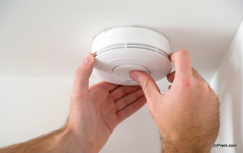 Clean Your Smoke Detector
