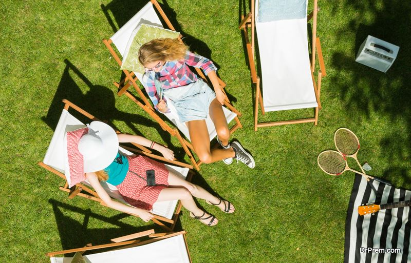 Prep Your Outdoor Space for Socializing